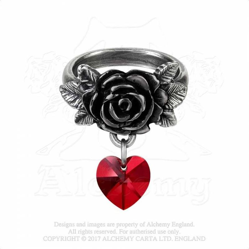 Alchemy Gothic Cherish - Ring